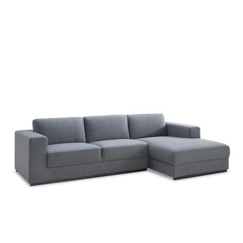 canape angle meridienne tissu canapé d 39 angle côté droit design 4 places avec méridienne