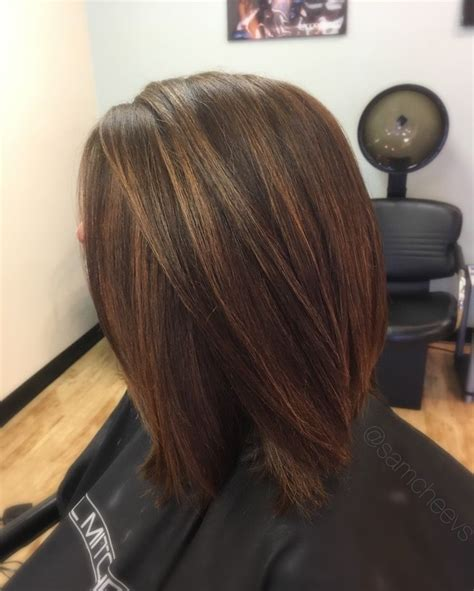 Pictures Of Different Types Of Highlights by Subtle Summer Caramel Golden Warm Highlights For Brown And