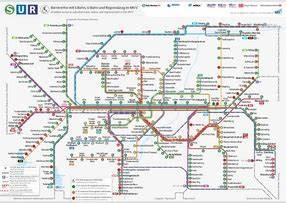 S Bahn Karte München : mvv netzpl ne mvv tarifpl ne und mvv verkehrslinienpl ne mvv ~ Eleganceandgraceweddings.com Haus und Dekorationen