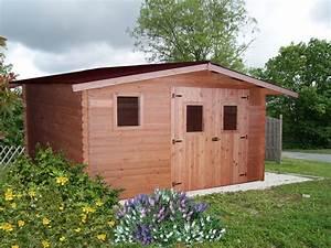 Sur Quoi Poser Un Abri De Jardin : abris de jardin bois pas cher ~ Dailycaller-alerts.com Idées de Décoration