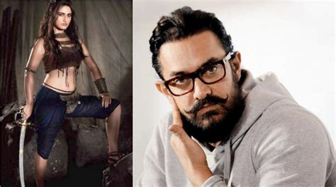 Fatima Sana Shaikh Is Aamir Khan's Leading Lady In Thugs