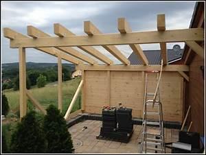 Terrassen berdachung selber bauen garten terrasse for Terrassenüberdachung selber bauen garten