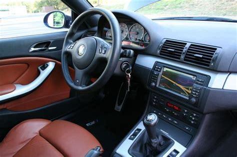 purchase   black bmw   cinnamon interior