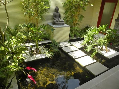 Homes With Indoor Ponds by 20 Koi Ponds That Will Add A Bit Of Magic To Your Home