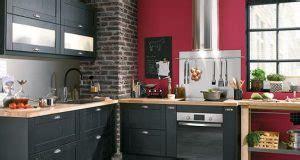 eleonore deco com cuisine déco cuisine idée peinture carrelage couleur et meuble