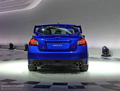 Used 2015 Subaru Wrx Sti Limited Pricing