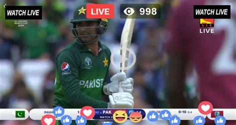 Live Cricket Match – Pakistan vs England 2nd T20I Today ...