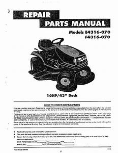 Noma Noma Lawn Tractor Parts