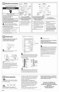 Whirlpool Gbd307pdq7 User Manual Built In Oven  Electric