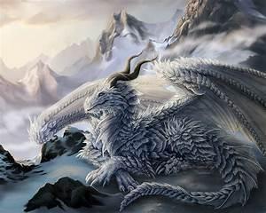 Ice Dragon by Sidonie on DeviantArt
