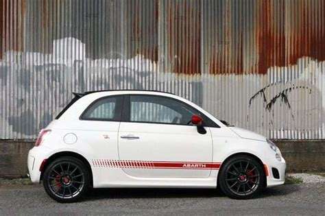 2013 Fiat Abarth Review 2013 fiat 500c abarth review