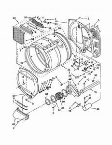 Looking For Kenmore Model 11073942101 Dryer Repair