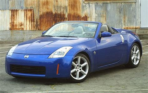 used 2004 nissan 350z convertible pricing for sale edmunds