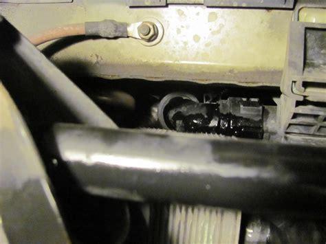 coolant leak    radiator hose xoutpostcom