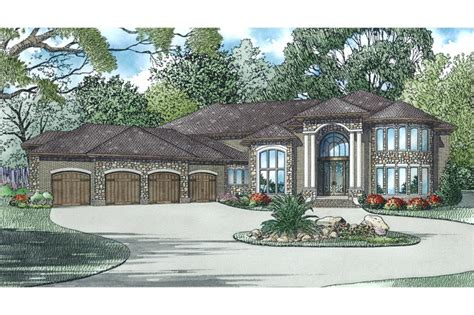 house plan    bdrm  sq ft luxury home theplancollection