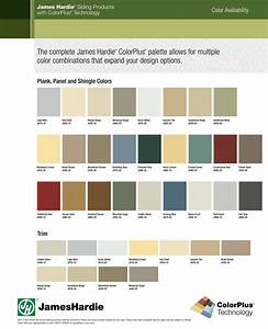 Fiber Cement Siding Color and Finish Options ...