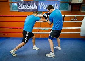 Forearm Parrying, the Low Punch - Learn Boxing Online
