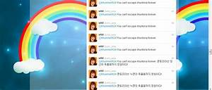 Freaky Fan Messages to Nichkhun Prompt JYPE to Issue ...