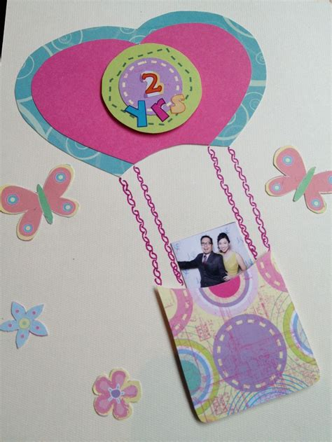 images  diy anniversary cards  pinterest