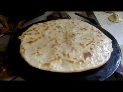 How To Make Roti  Chapati  Poli (layered Roti) 3gp Mp4