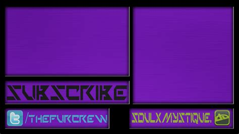 outro template outro template by soulxmystique on deviantart