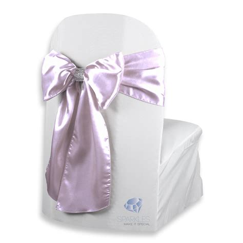 100 pcs satin chair cover bow sash 108 quot x8 quot wedding banquet reception ebay