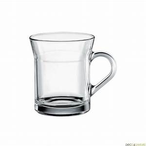 Tasse En Verre : tasse en verre cappuccino borgonovo x2 33 cl deco et ~ Teatrodelosmanantiales.com Idées de Décoration