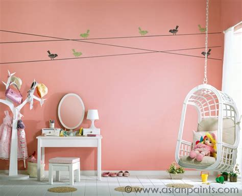 Asian Paints Colour Shades For Kids Room