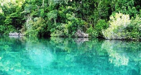 keindahan alam danau matano sorowako tempat wisata