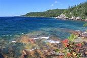 Lake Superior Provincial Park, Ontario | Ontario Sea Kayak ...
