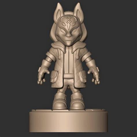 printer designs fox drift skin fortnite maxed