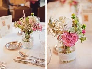 Decoration Pour Bapteme Fille : bouquet fleurs bapteme les plantes des cevennes ~ Mglfilm.com Idées de Décoration