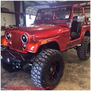 Jeep Cj Interior Lights