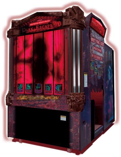 show arcade machine awards  innovation