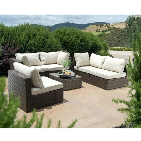Outdoor Patio Furniture Sale by Circular Outdoor Sectional Patio Furniture