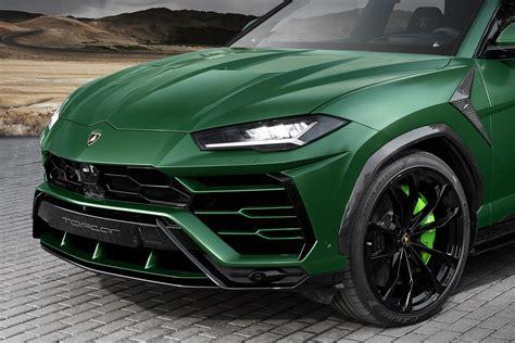 lamborghini urus green topcar design topcar