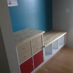 Ikea Hacks Podest : 35 diy ikea kallax shelves hacks you could try shelterness ~ Watch28wear.com Haus und Dekorationen