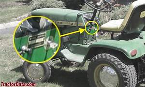 John Deere 140 H1 Wiring Diagram   32 Wiring Diagram