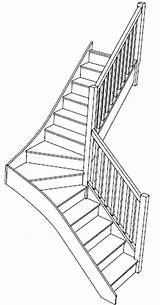 Staircase Winder Stairs Acatalog Tradestairs sketch template