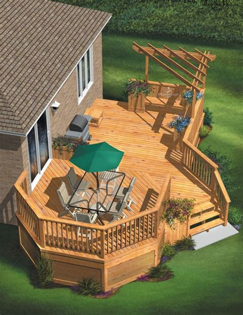 le flur decke 25 best ideas about front deck on front porch deck deck and decking ideas