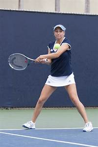 UCLA women's tennis player upset in early tournament ...