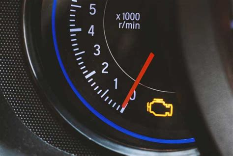 blinking engine light what it means when a check engine light