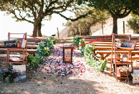 inspiring backyard wedding ideas shutterfly