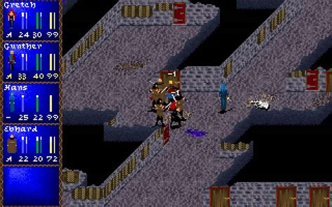 Darklands Rpg For Dos (1992)