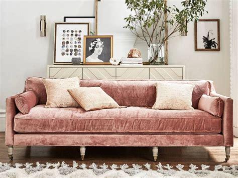 coussins pour canapé l 39 automne dans du velours joli place