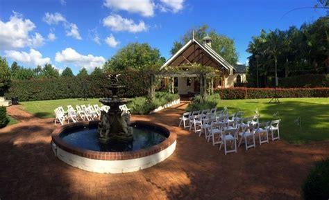 Tamborine Mountain Wedding Gardens