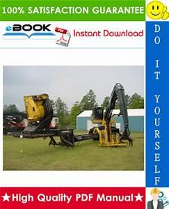 Best  U2606 U2606 John Deere 535 Log Loader Technical Manual