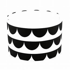 Lampenschirm Schwarz Weiß Gestreift : baby lal by peri interior for kids aus berlin halbmond 35 lampenschirm schwarz wei ~ Bigdaddyawards.com Haus und Dekorationen
