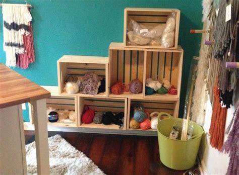 étagère à roulettes cuisine diy recycler une caisse en bois deco en 40 idées