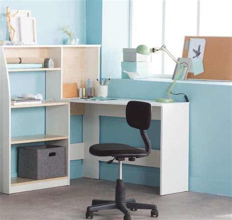 bureau leclerc leclerc bureau d angle avec étagère à 52